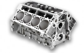 2009 LS9 6.2L V-8 SC (LS9) Engine Block for Chevrolet Corvette